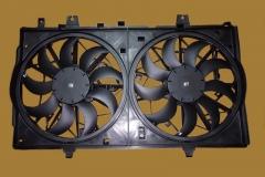 Диффузор радиатора ниссан  Икс Трейл Т32, Роуг