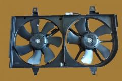 Диффузор радиатора ниссан Альмера B10RS