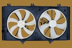 Диффузор охлаждения радиатора Toyota