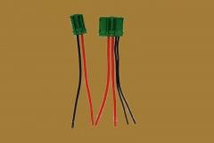 Клемма резистора печки ниссан Ноут Е11, Микра К12
