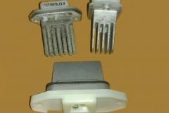 Резистор регулятор вариатор печки ниссан Маскима А32, СА33, Альмера N16, Икс-Трейл Т30, Т31, Кашкай J10