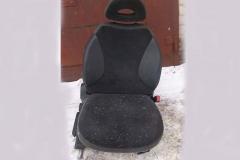 Сиденья передние, салон